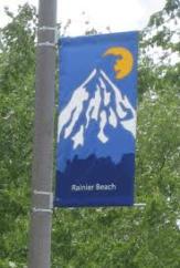 Rainier beach banner