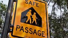 Safe-Passage-sign