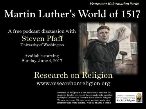 Pfaff on Reformation