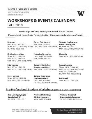 Autumn 2018 Career and Internship Center calendar-page-001